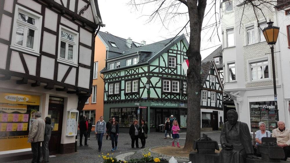 Linz am Rhein Ausflugsideen NRW