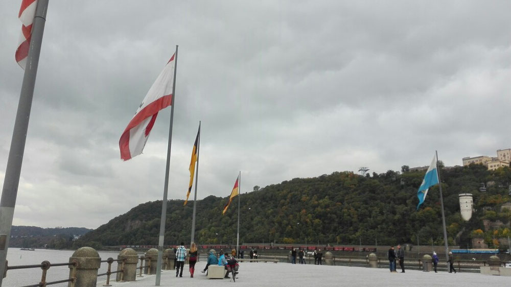 Das deutsche Eck