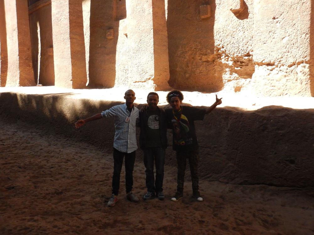 Visite des églises monolithiques de Lalibela en Ethiopie. Trek à  Lalibela en Ethiopie Voyage Séjour Trekking et randonnée Road Trip en Ethiopie.