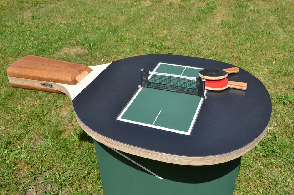Mini-Tischtennistisch
