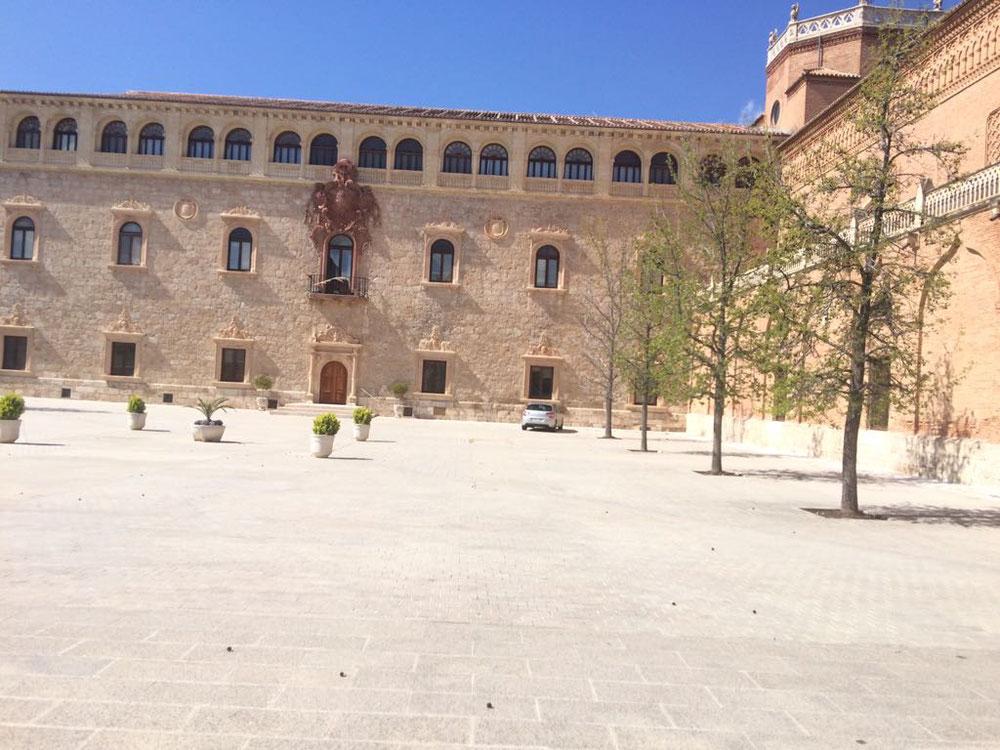 Alcalá de Henares - Palazzo dell' Arcivescovado