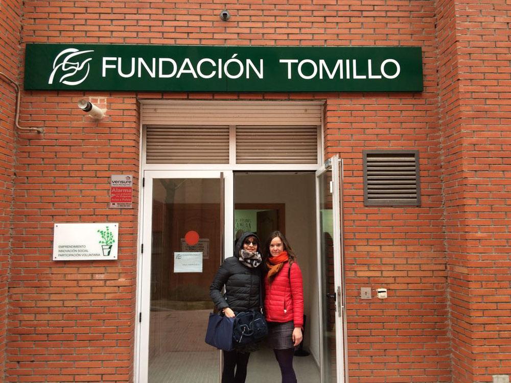 Fundación Tomillo - Escuela de la Segunda Oportunidad