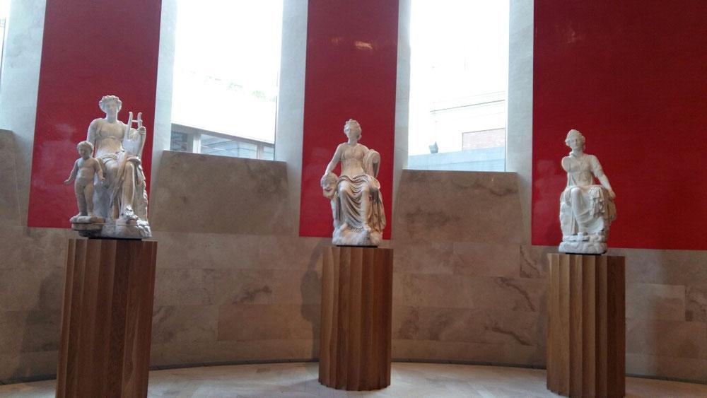 Statue greche - Museo del Prado