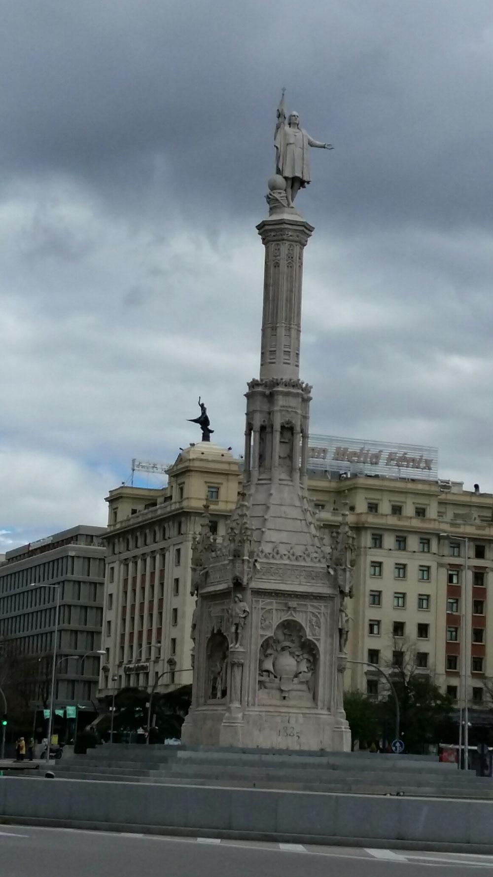 Plaza Colon - Madrid
