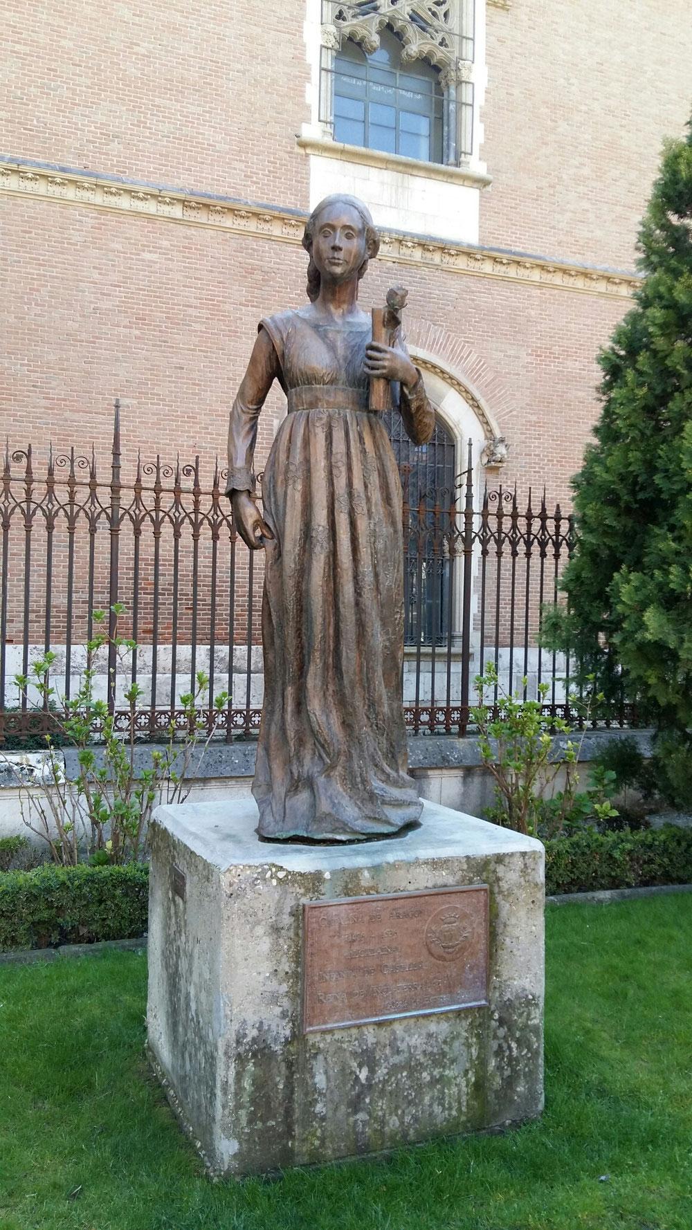 Catalina de Aragon - Infanta de Castilla - Alcalá de Henares