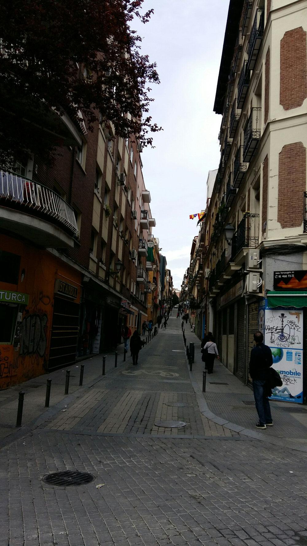 Lavapiés - Madrid
