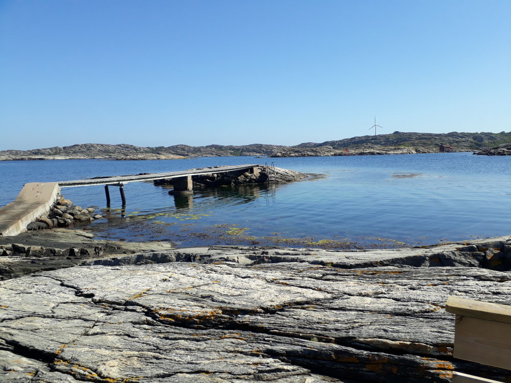 Mollösund bathing site