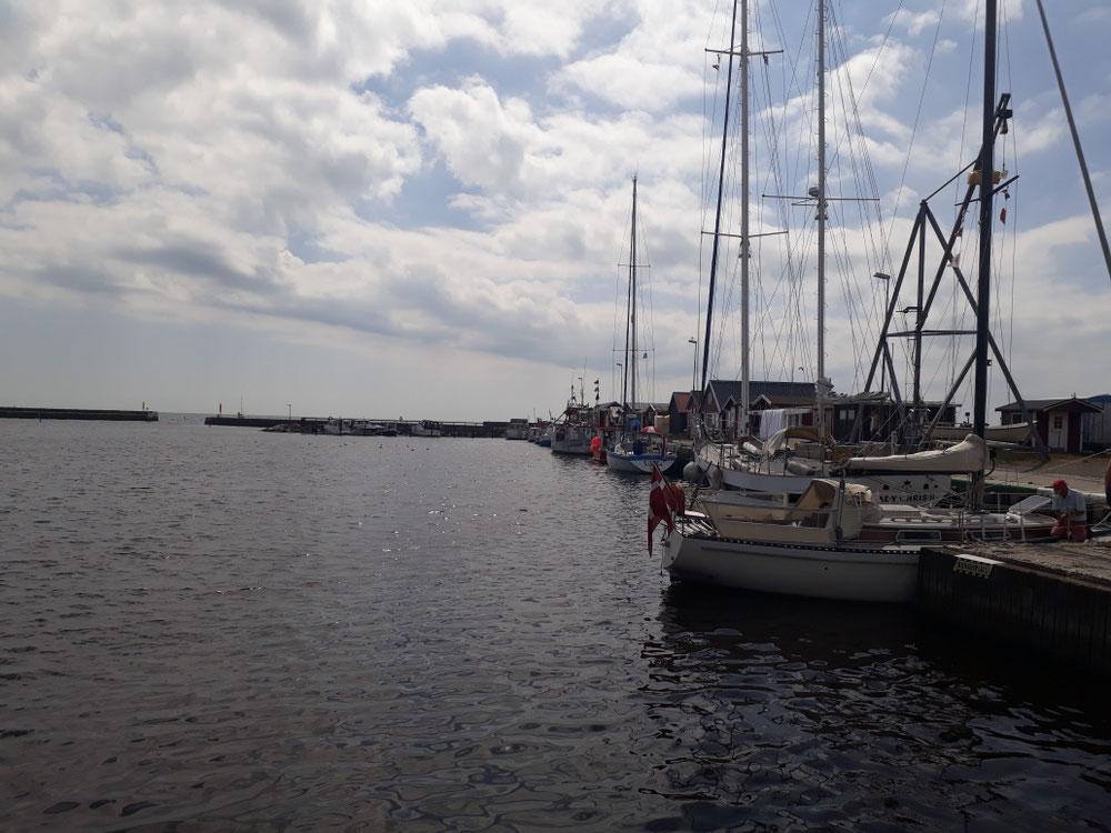 Grislövs läge harbor