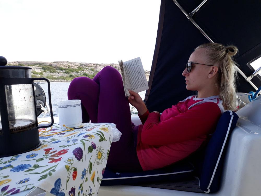 Linn reading