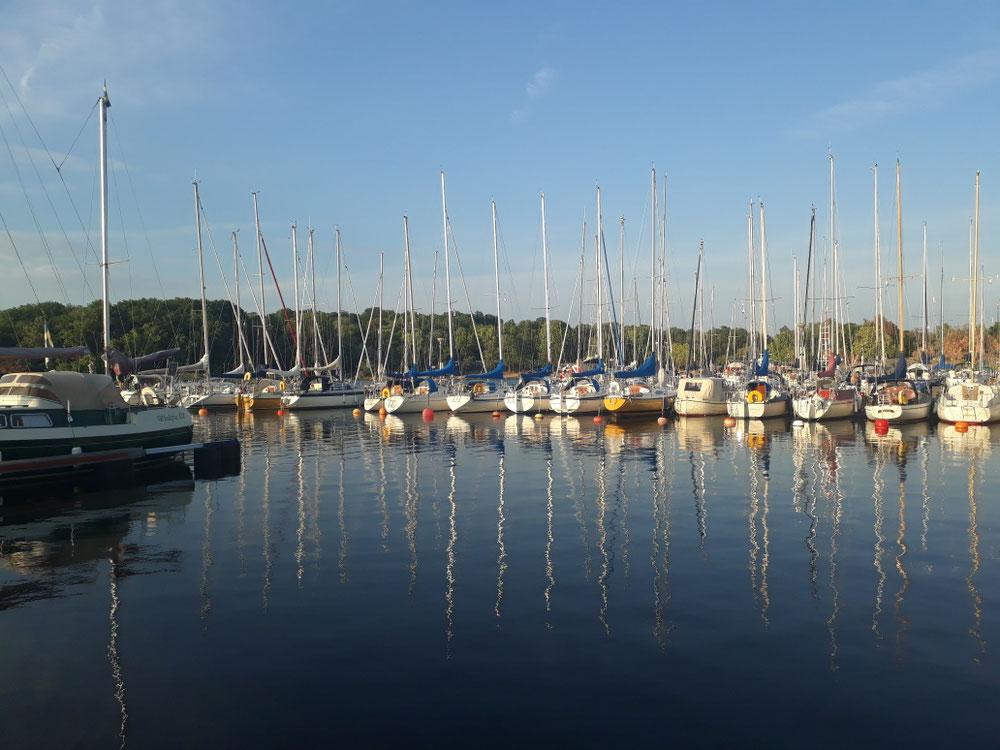 Dragö Karlskrona harbor