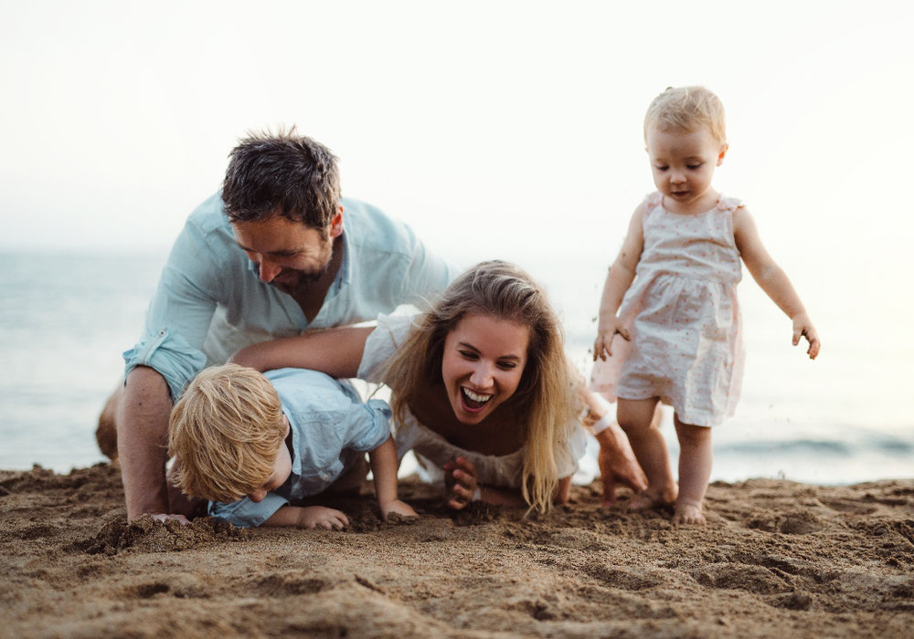 Sei endlich wieder die entspannte und aufgeschlossene Mama, die du sein möchtest