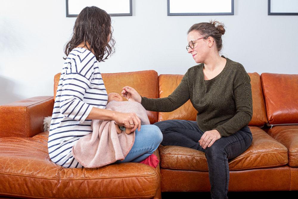 Marei Theunert, Systemische Therapeutin