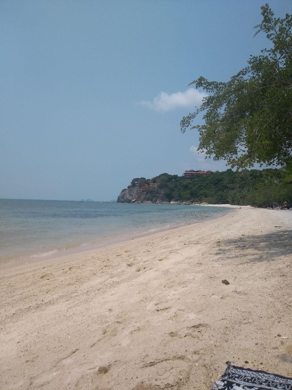 Leela beach