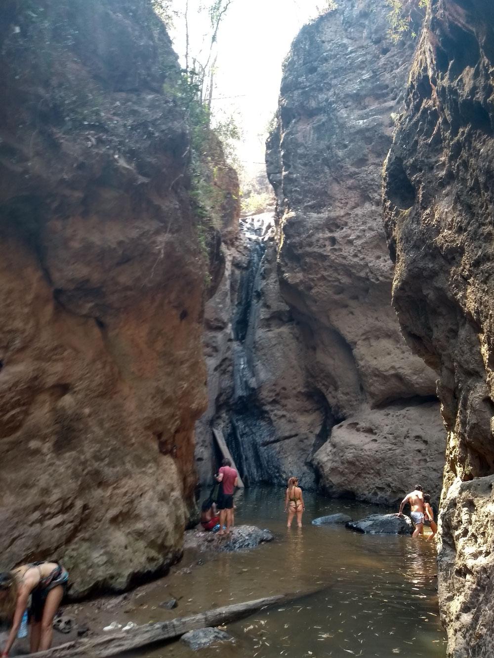 Pan Bok Wasserfall