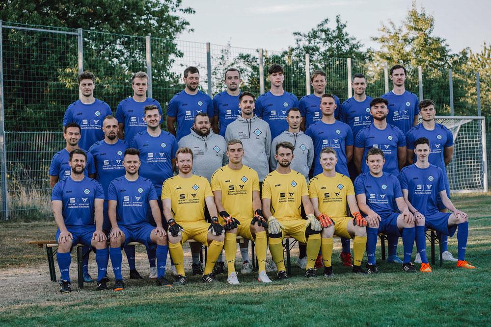 Mannschaftsfoto Erste Mannschaft SG Alpenrod/Lochum/Nistertal/Unnau - Saison 2019/2020