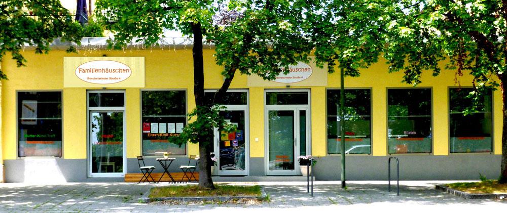 Familienhäuschen Gabriele in München