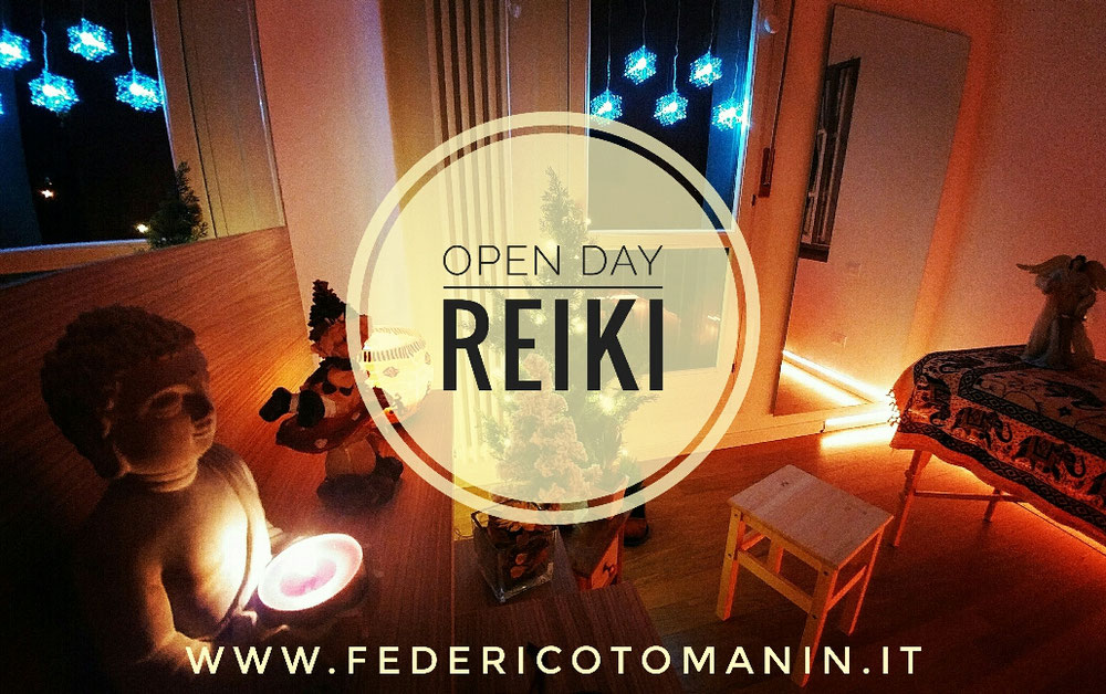 Open Day Reiki