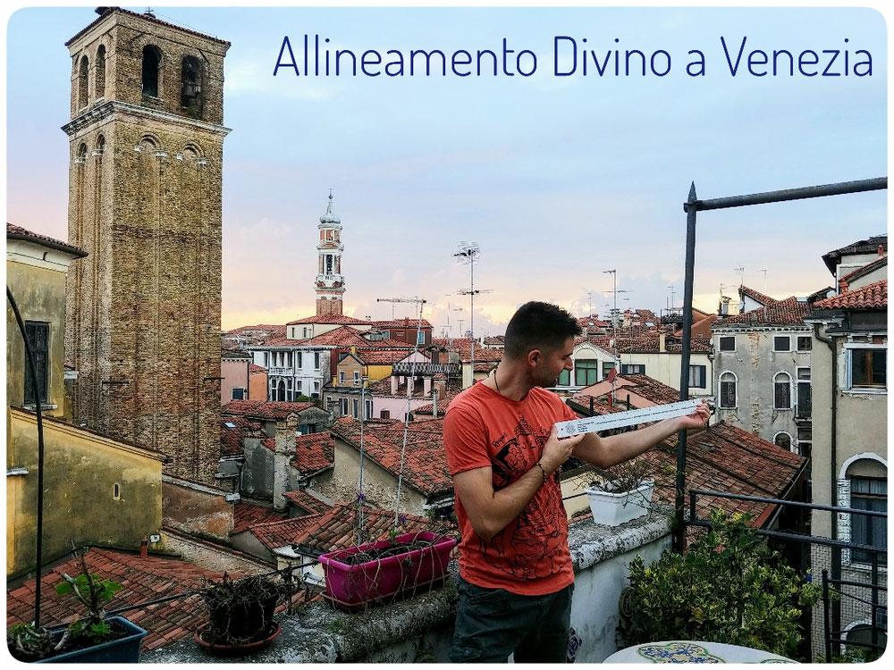 Allineamento Divino Vertebrale a Venezia