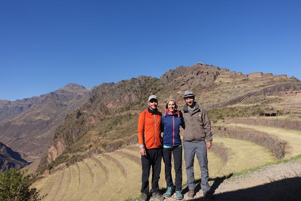 site inca de Pisac