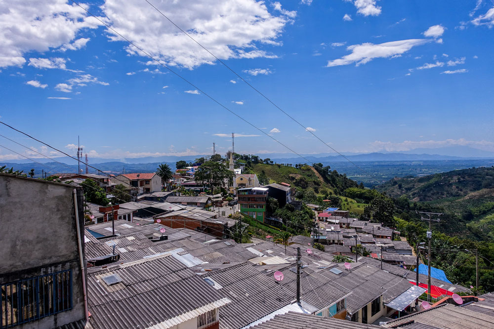 Village colombien