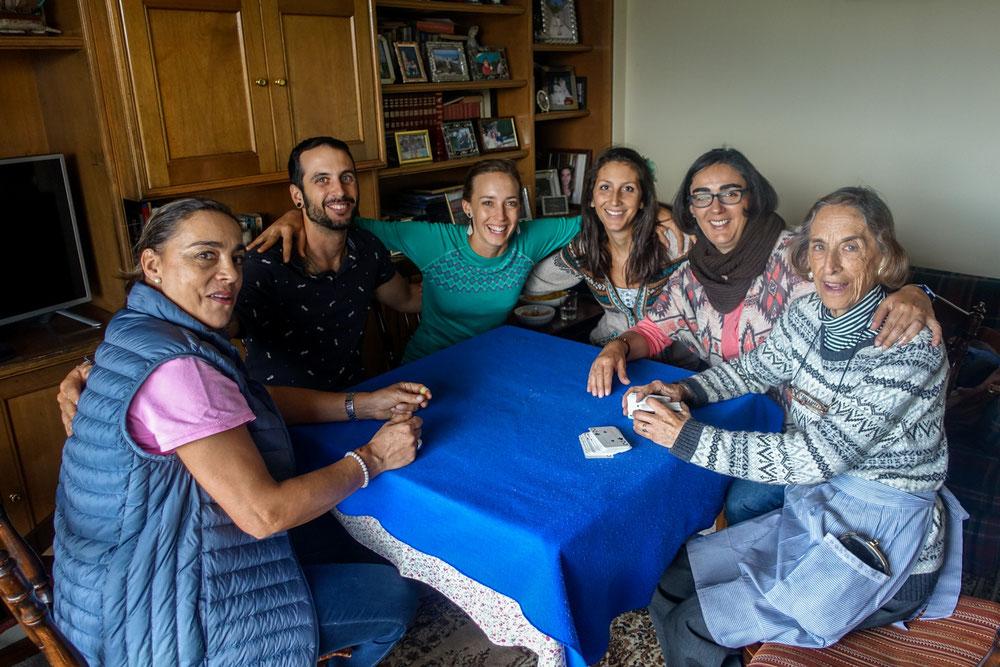 Famile de natha