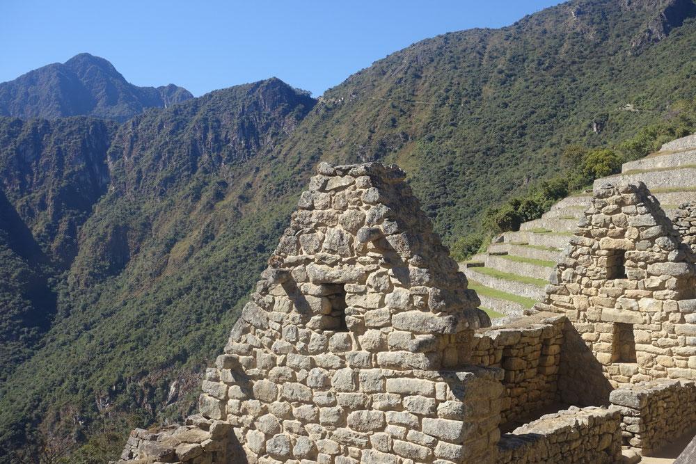 Machu Picchu détails