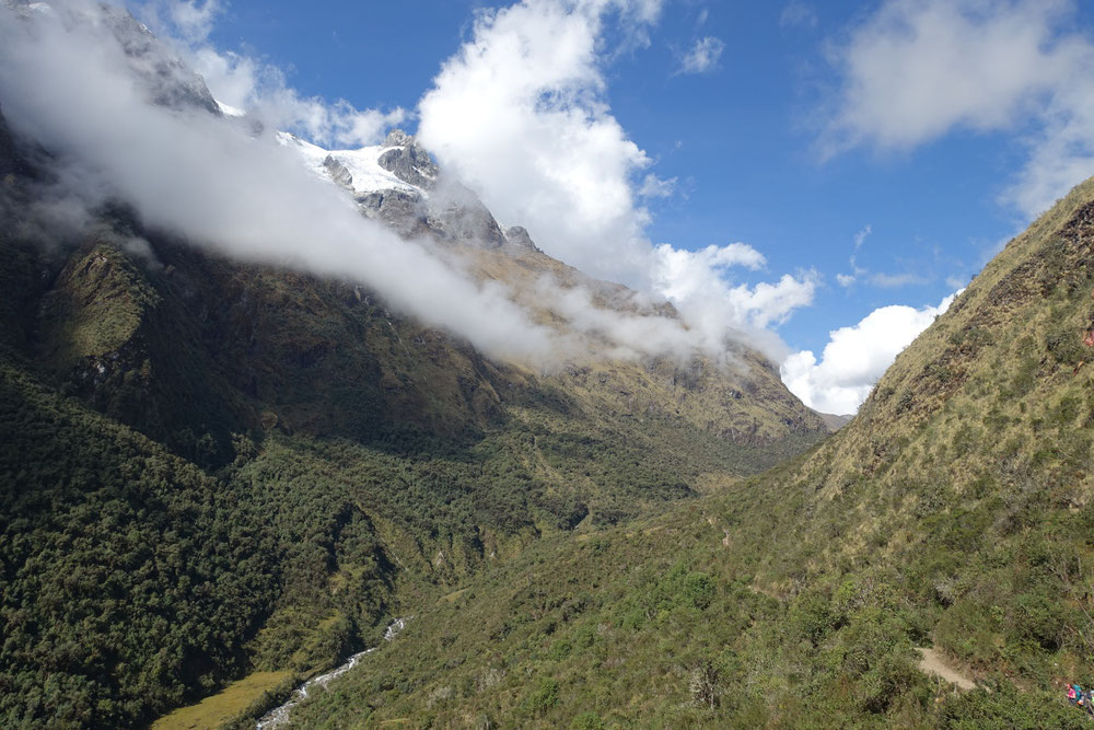 Salkantay trek  paysage