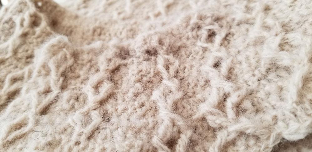 手編みもの