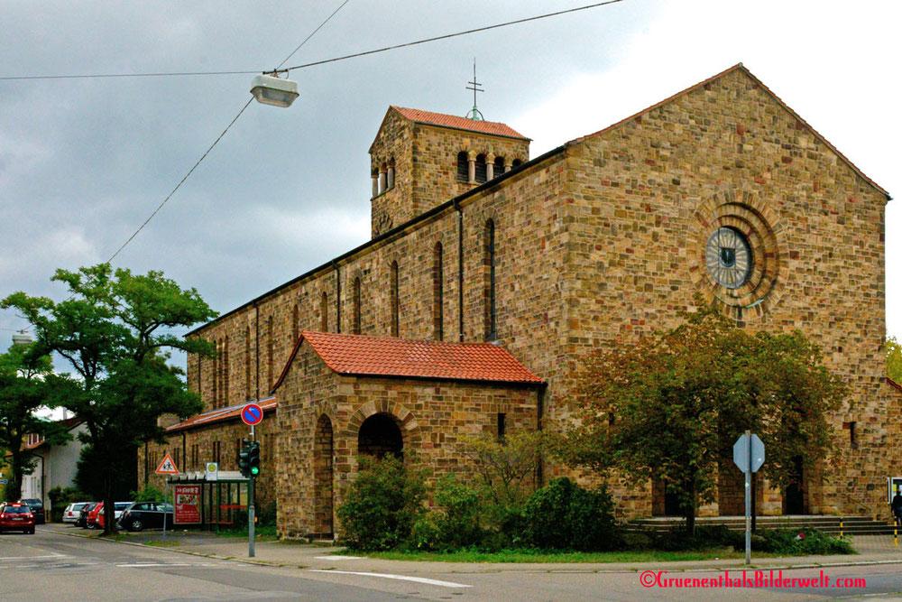 Neustadt Weinstraße - Kirche