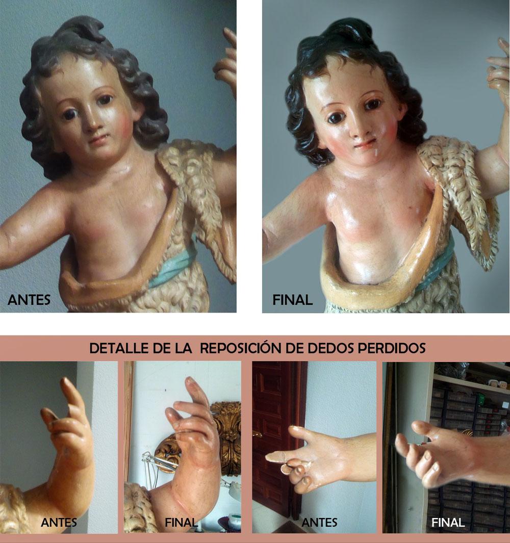 Restauración de San Juanito
