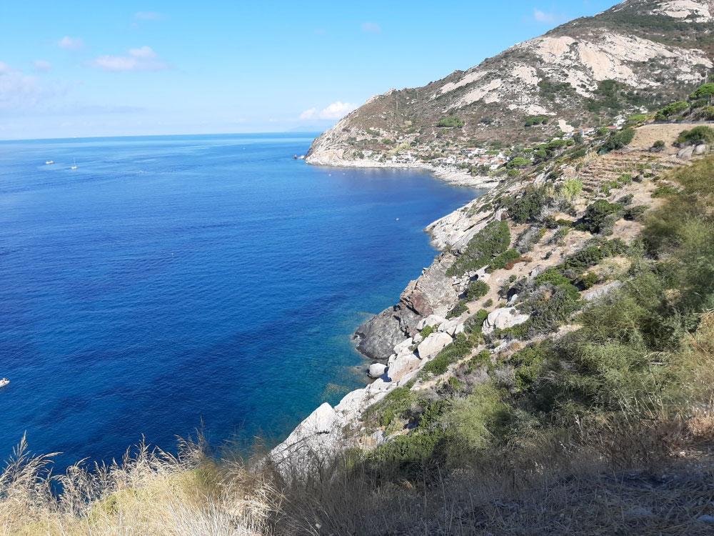 Westküste Elba