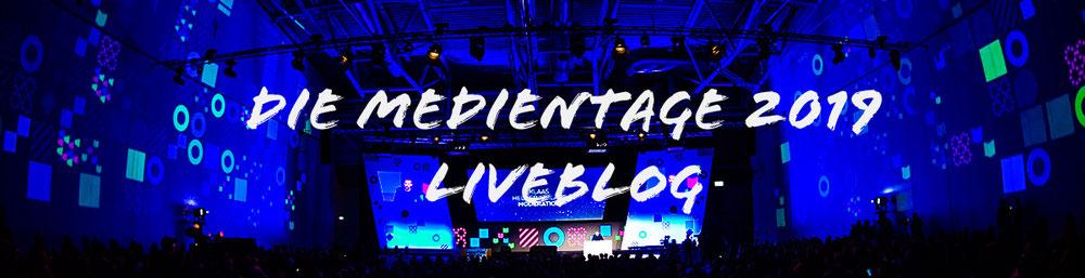Medientage Liveblog