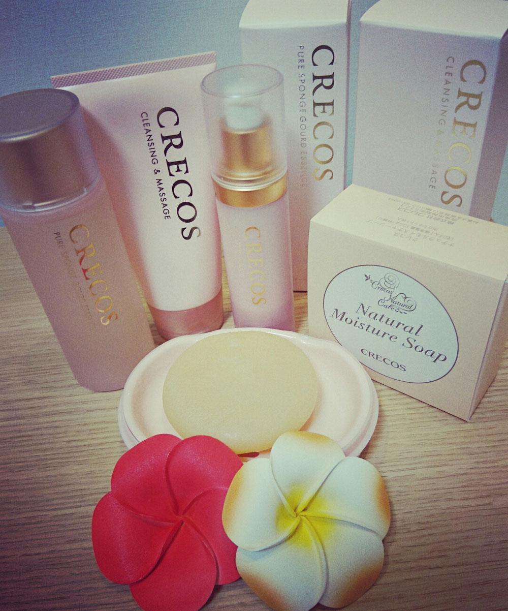 オーガニック化粧品 CRECOS