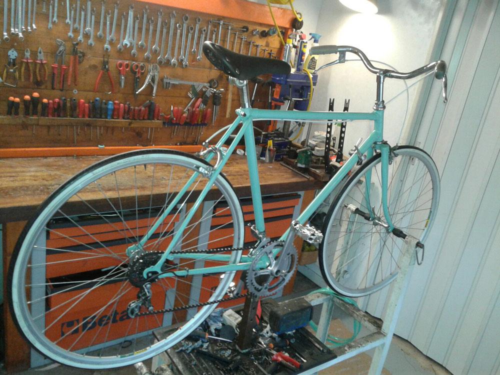 Bici Vintage Albacicli