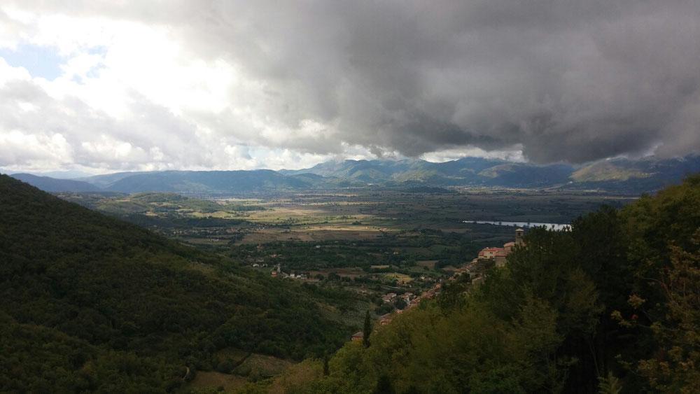 Das Rieti-Tal