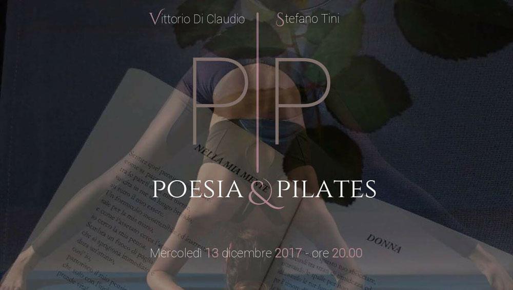 Poesia & Pilates - 13 dicembre 2017
