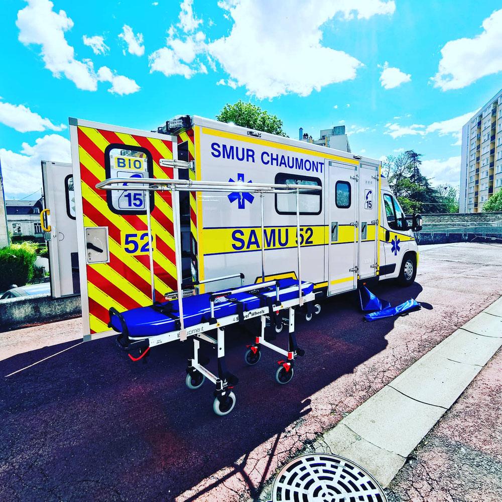 La société HDPR continue de protéger les soignants.   Dispositif T.E.R.I  Tunnel d'évacuation pour Risque Infectieux.    - Caisson de protection pour le transport de patients atteints du Covid-19.   - Destiné aux ambulanciers privés, pompiers, hôpitaux, Sécurité civile, Samu…