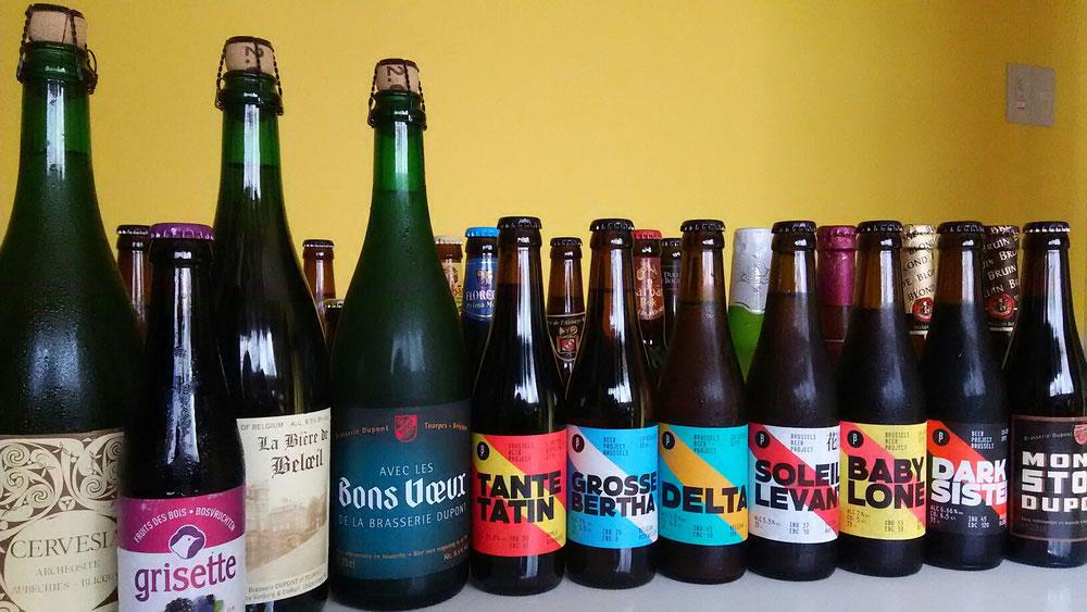 ベルギー・ビール 各種 900~