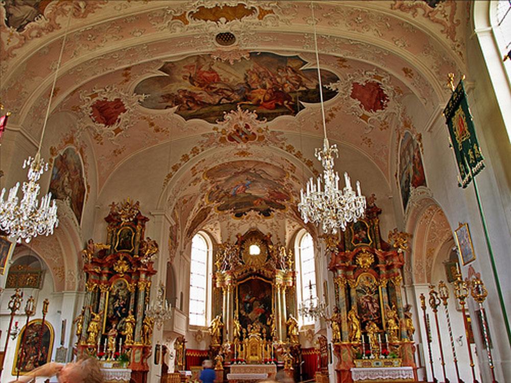 St Peter &Paul: Mittenwalder Besinnung teilen