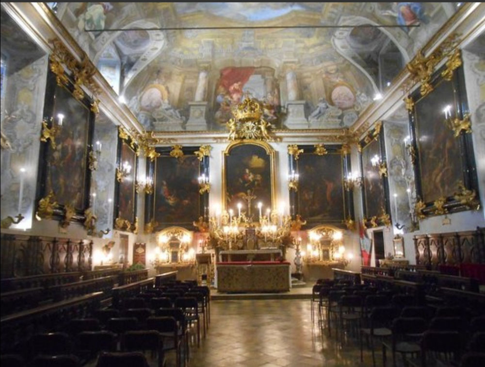 Capella dei Banchieri e dei Mercanti, Torino