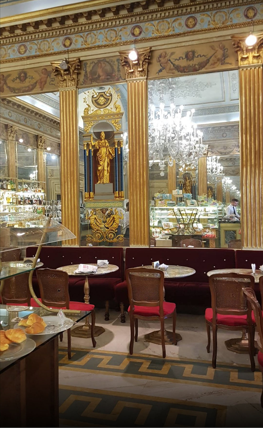 Caffè San Carlo, Torino: A Place to enjoy your Merenda Reale