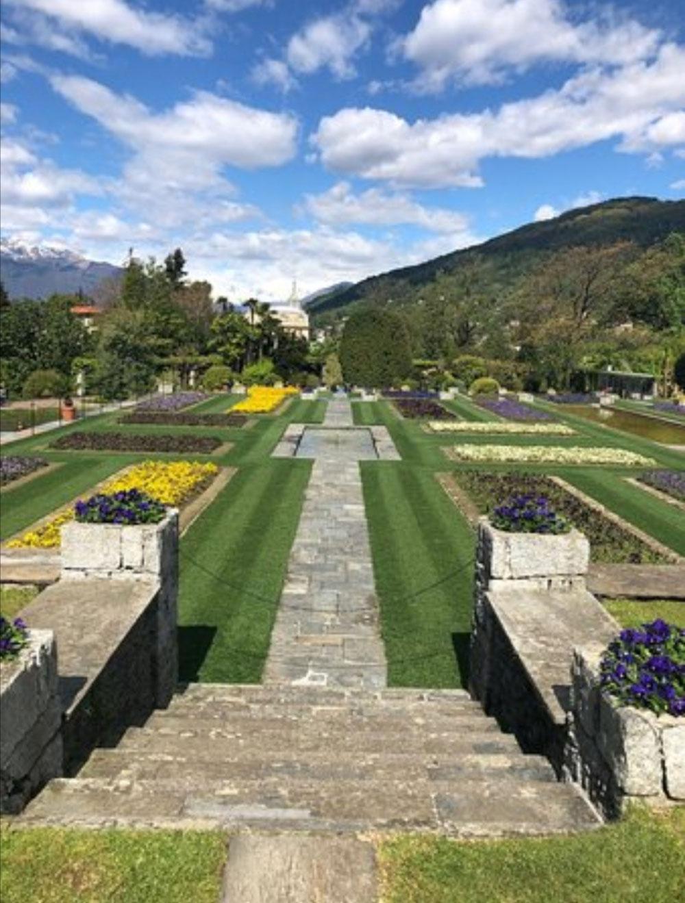 Gardens of Villa Taranto, Verbania