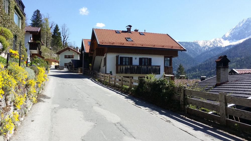 Unsere Hang-Lage am Gröblweg