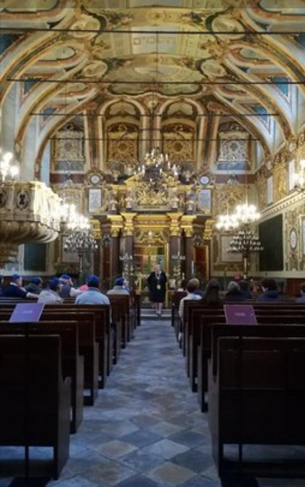 Sinagoga Casale, Monferrato