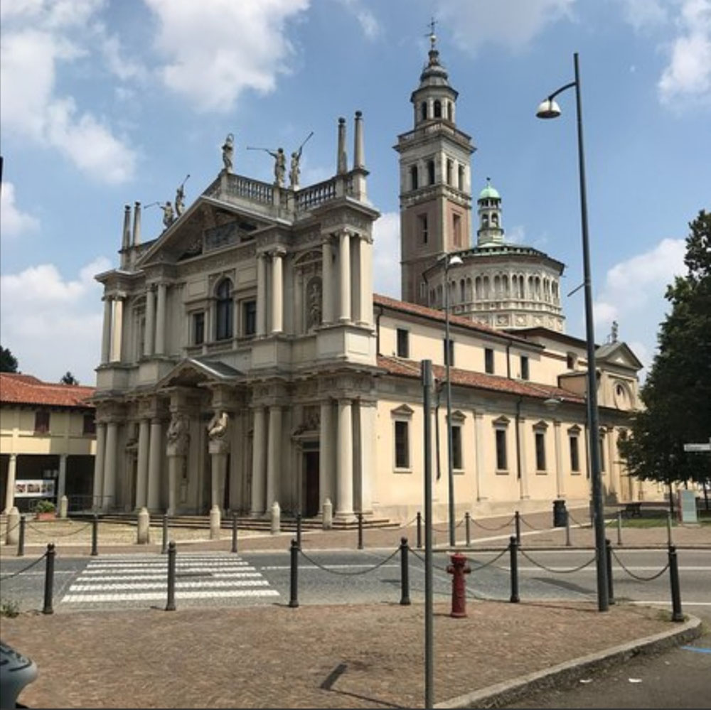 Santuario of our Lady of Miracles, Saronno
