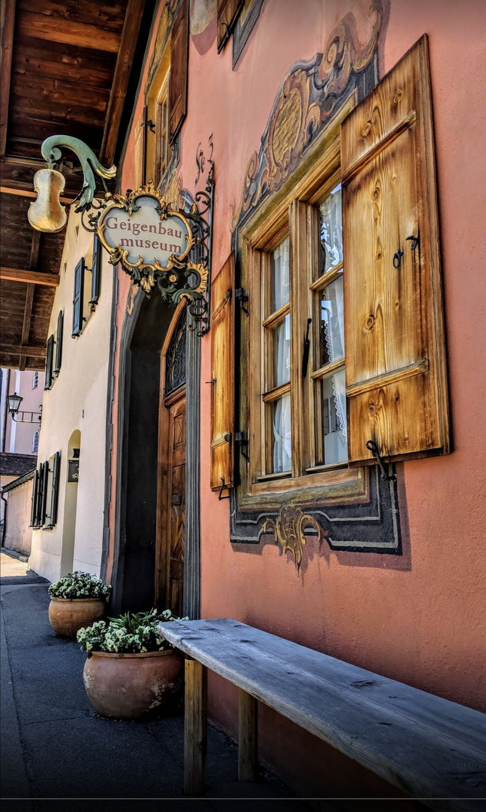 Geigenbau-Museum