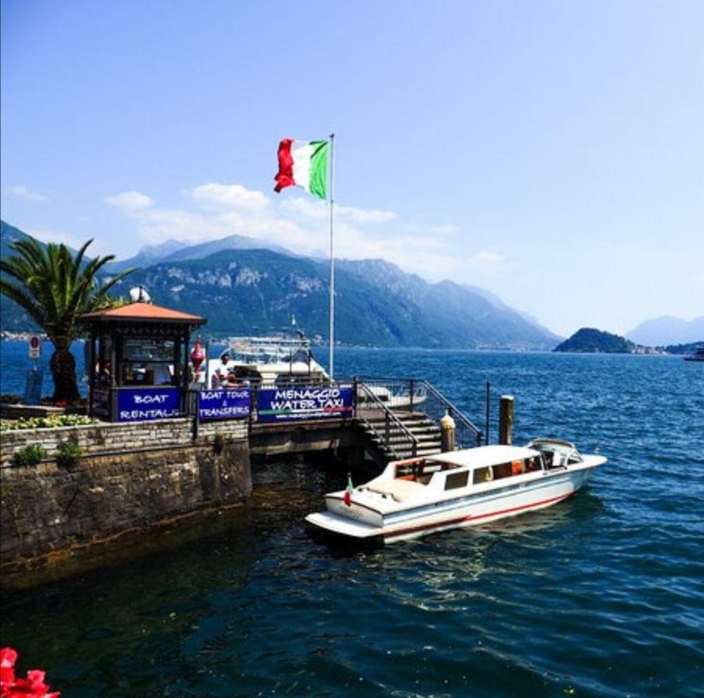 Water Taxi, Menaggio