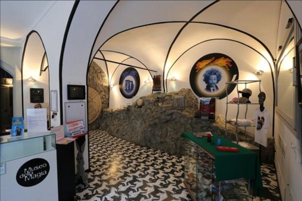 Museo della Magia, Cherasco