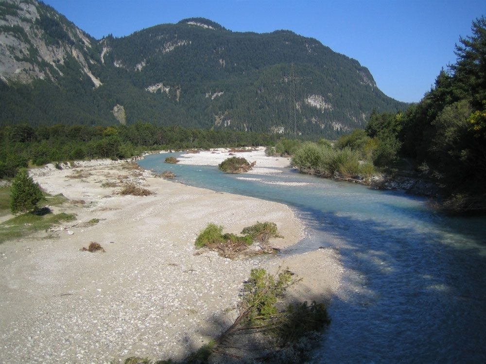 Wild River Isar - Playground not only for kids