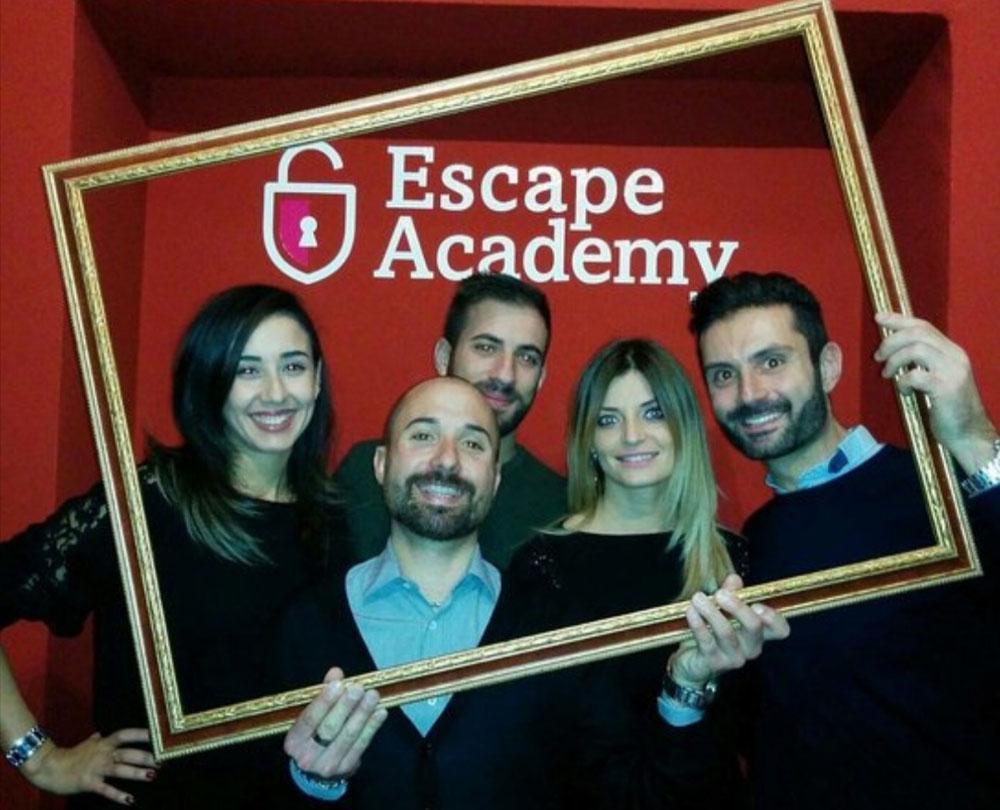 Escape Academy, Torino
